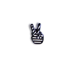 Roshambo Enamel Pin - Set of 3