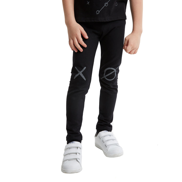Graphic XO Leggings