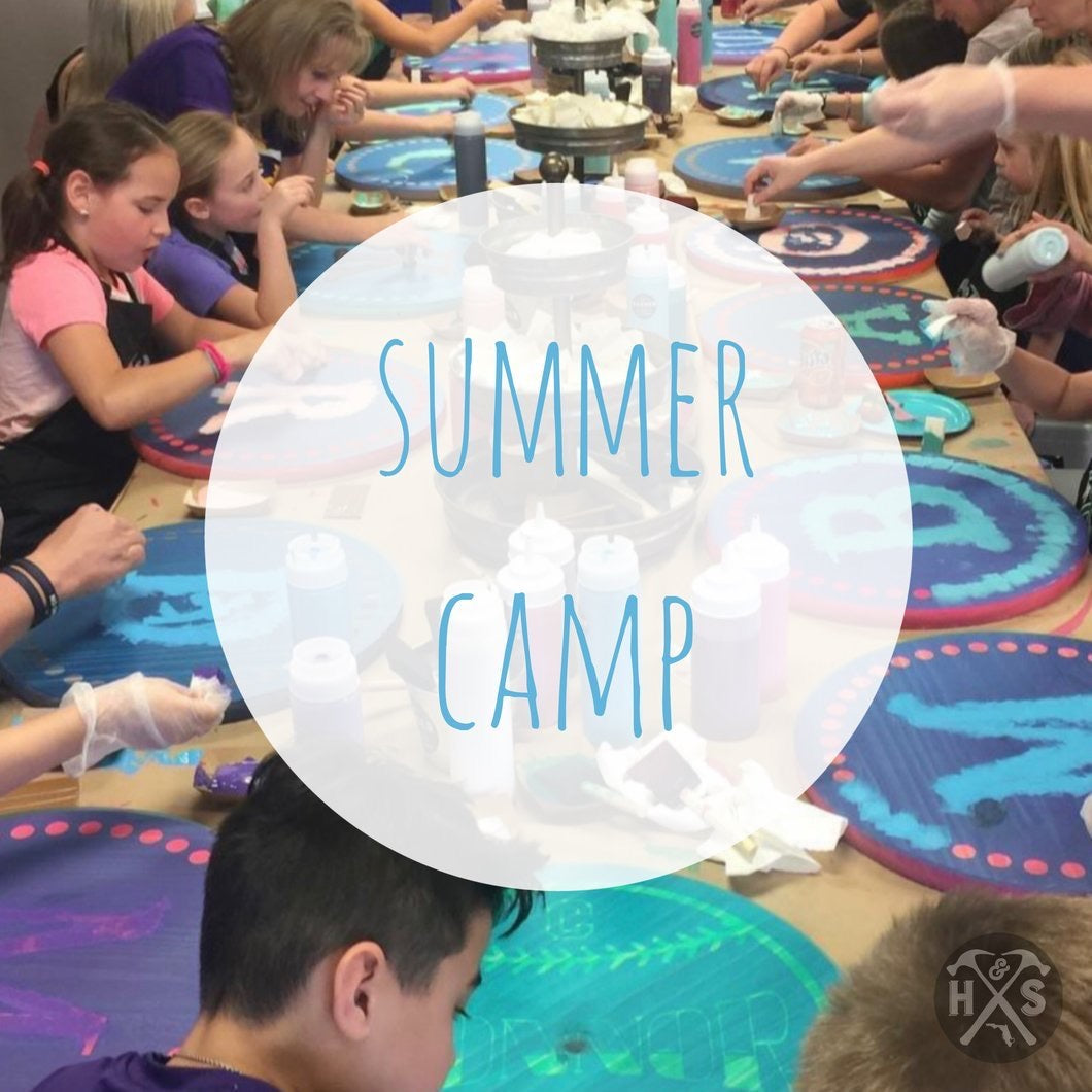 Summer Art Camp for Kids 2021 9am-12pm Ages 8 and up