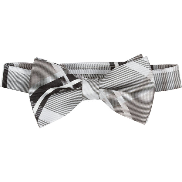 BT-15  Gray, Black and White Plaid