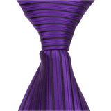 L1 - Purple Pinstripe