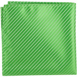 G8 PS - Green - Matching Pocket Square