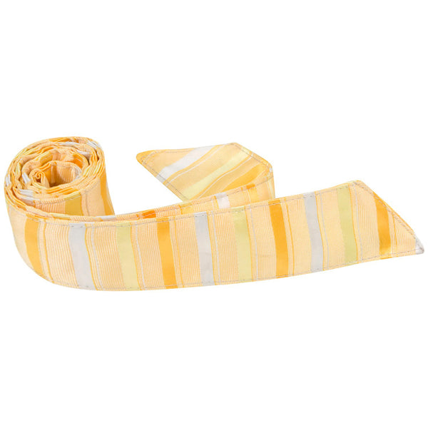 Y5 HT - Multi Yellow Stripe - Hair Tie