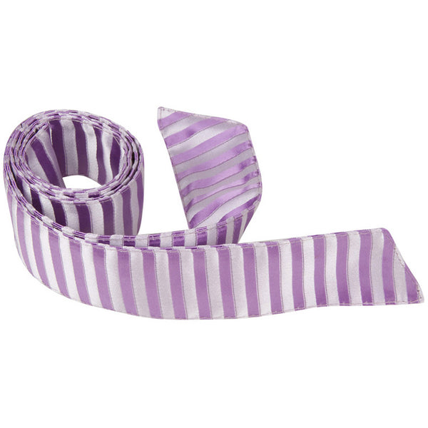 L4 - Lilac and White Stripes