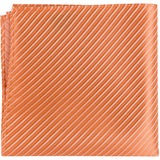 O5 PS - Orange - Matching Pocket Square
