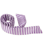 L4 HT - Lilac Stripe - Matching Hair Tie
