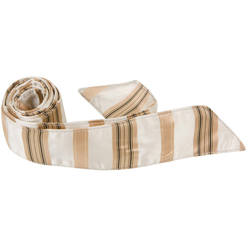 N5-HT - Cream with Tan/Brown Stripes