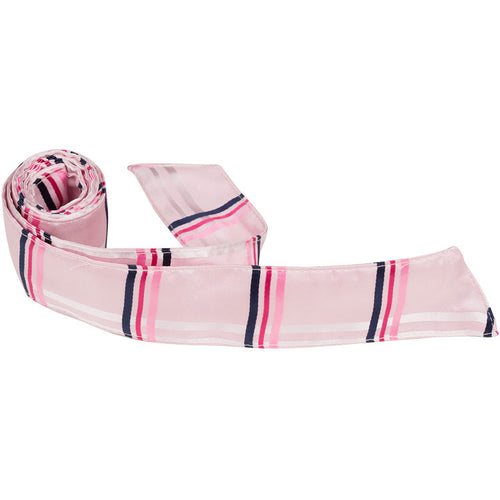 XP33 HT - Pink Multi Stripe - Matching Hair Tie