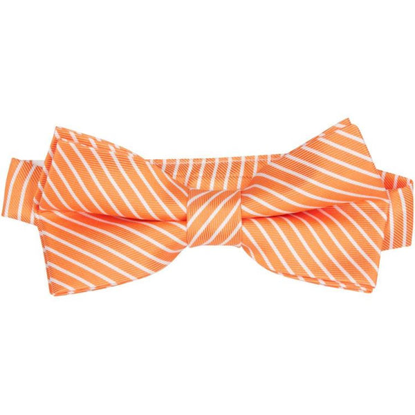BT-2  Orange and White Stripes
