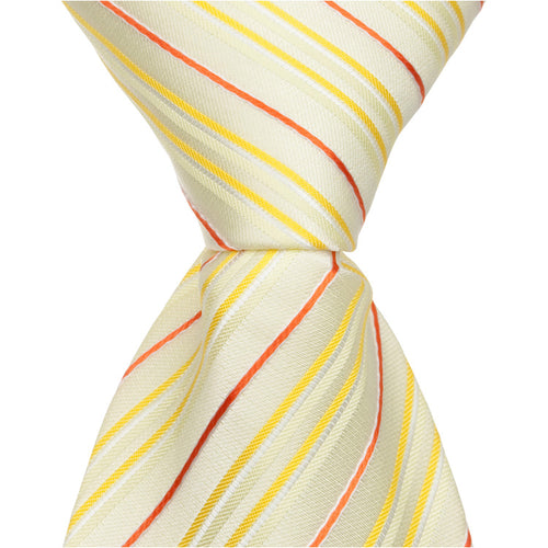 Y2 - Yellow with White and Pink Stripes