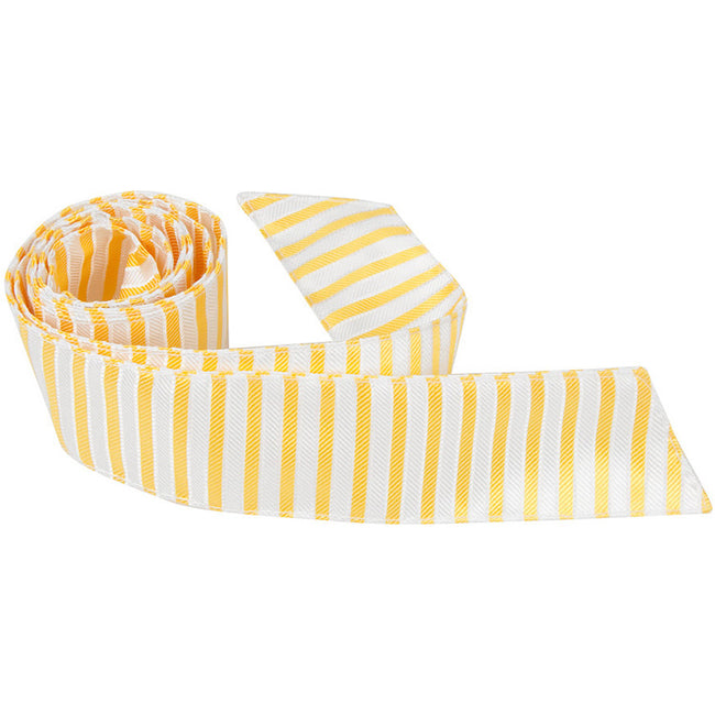 Y3 - Yellow with White Stripes - Standard Width