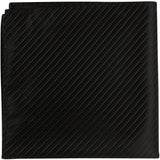 K1 PS - Black - Matching Pocket Square