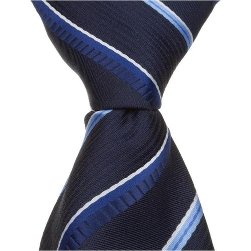 B11 - Navy Multi Stripe