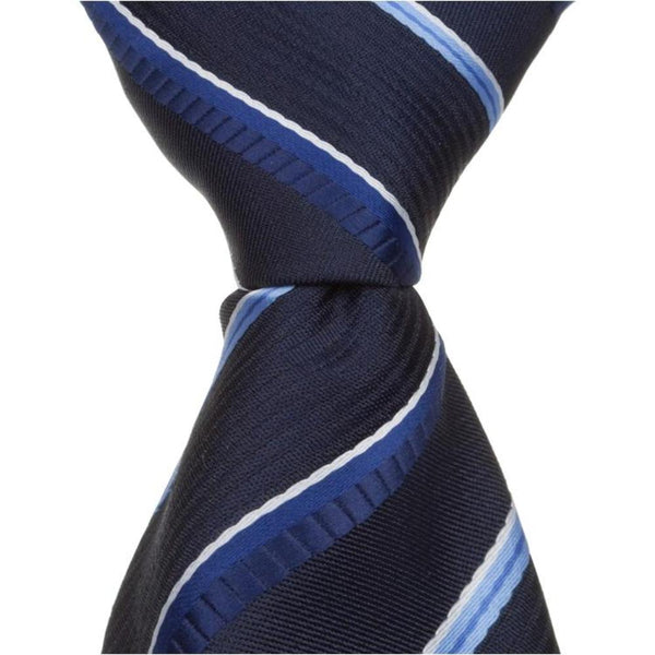 B11 - Navy with Stripes