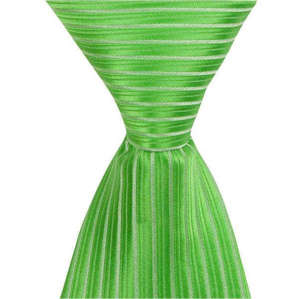 G8 - Lime Green Pinstripe