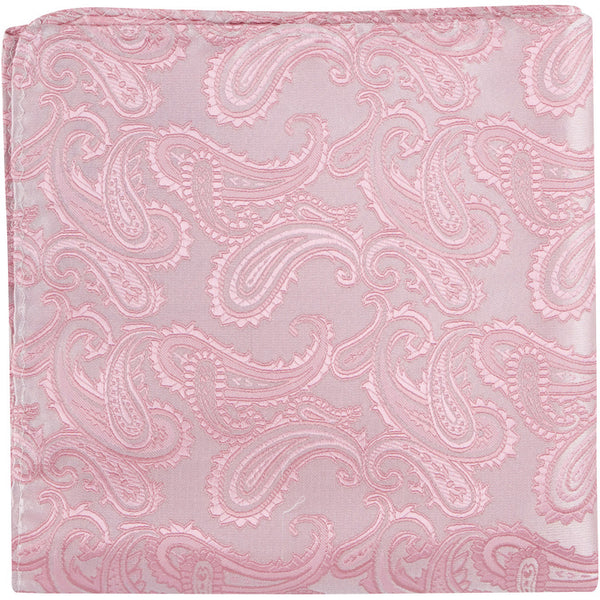 P3 - Pink Paisley - Varied Widths