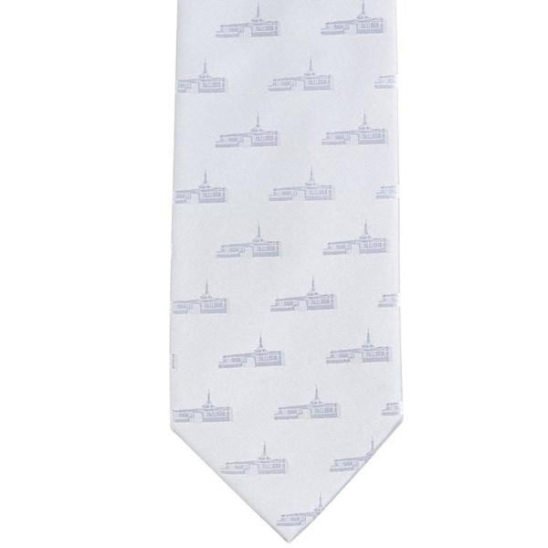 Oklahoma City Temple Tie