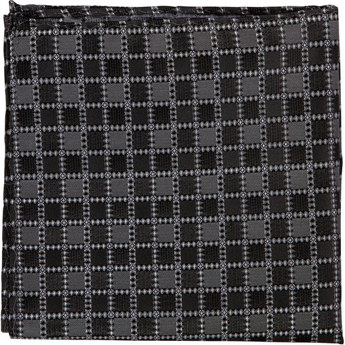 S6 PS - Slate Multi Square - Matching Pocket Square