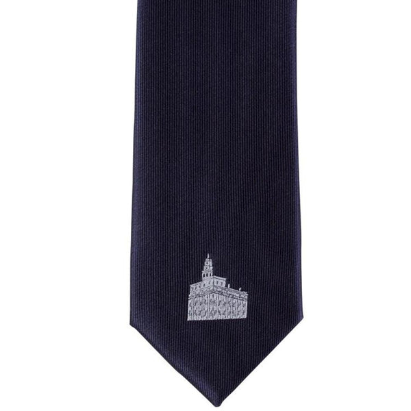 NTT - N2 Navy Nauvoo Children's Single Temple Tie