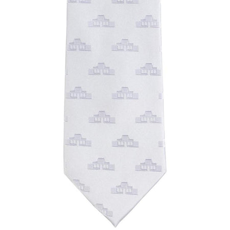 Detroit Michigan Temple Tie