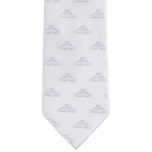 Laie Hawaii Temple Tie
