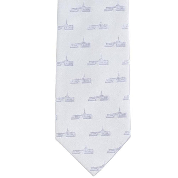 Spokane Washington Temple Tie