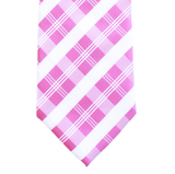 WF15 - Pink and White Plaid