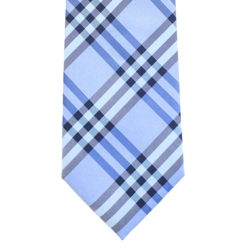 WF5 - Blue w/Black Plaid