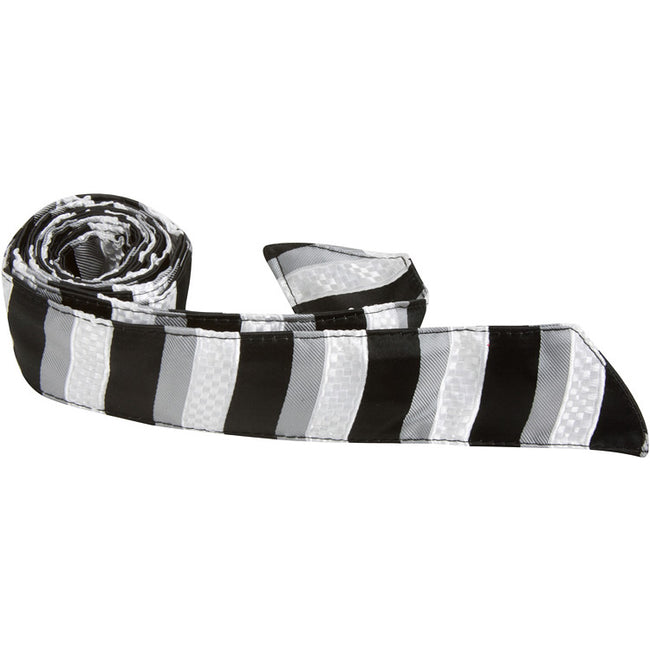 X2 - Black/White/Gray Stripe