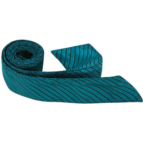 B22-HT - Teal with Black Stripes