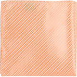 O1 PS - Light Orange - Matching Pocket Square