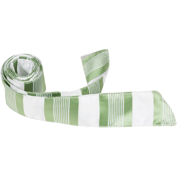 XG25-HT - White with Green Stripes