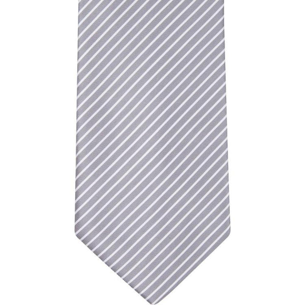 BT-3  Gray and White Stripe