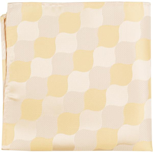 XY29 PS - Multi Yellow/Gold - Matching Pocket Square