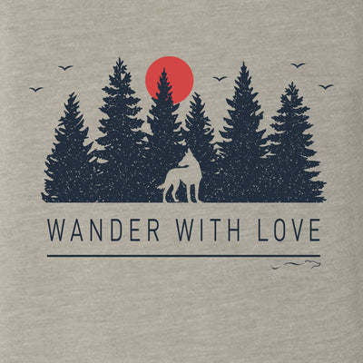 Wander With Love - Tank