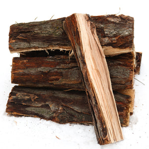 Hickory Fireplace Wood