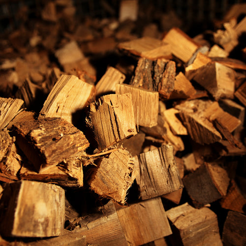 Red Oak Wood Chunks