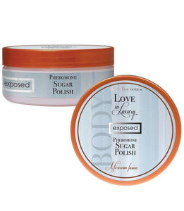 Love In Luxury Sugar Scrub with Sex Attractant