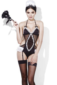 After Hours Sexy Maid Lingerie