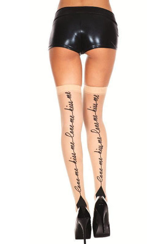 Love Me Thigh High Women's Sexy Tights