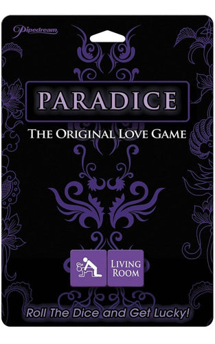 Paradice The Original Love Game Purple Sex Dice