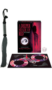 A Deeper Shade of Red Adult's Bondage Board Game