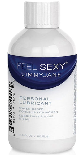 Women's Feel Sexy Water Based Personal Lubricant