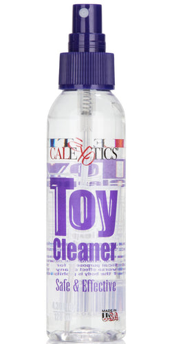 128ml Pump Spray Bottle of Sex Toy Cleaner by Calexotics