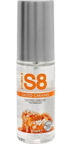 Salted Caramel Flavoured Water Based Sex Lube