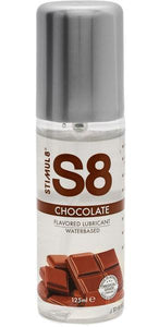 Water Based Chocolate Flavoured Edible Sex Lube
