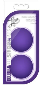 Women's Purple Beginners Kegel Balls