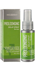 Men's Prolonging Delay Spray by Doc Johnson - Main Image