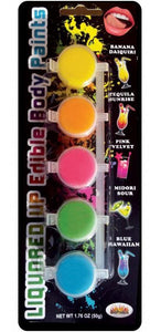 Alcohol Flavoured Erotic Edible Body Paints Main Image