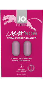 System Jo LMAX Now Libido Enhancing Supplements